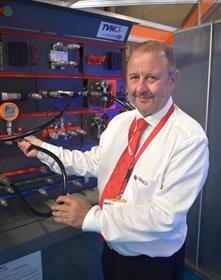 TVH SHOWS NEW SOLUTIONS AS THE BEER FLOWS