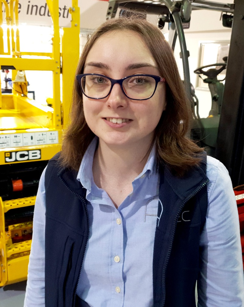 F-TEC practice what they preach with new apprentice