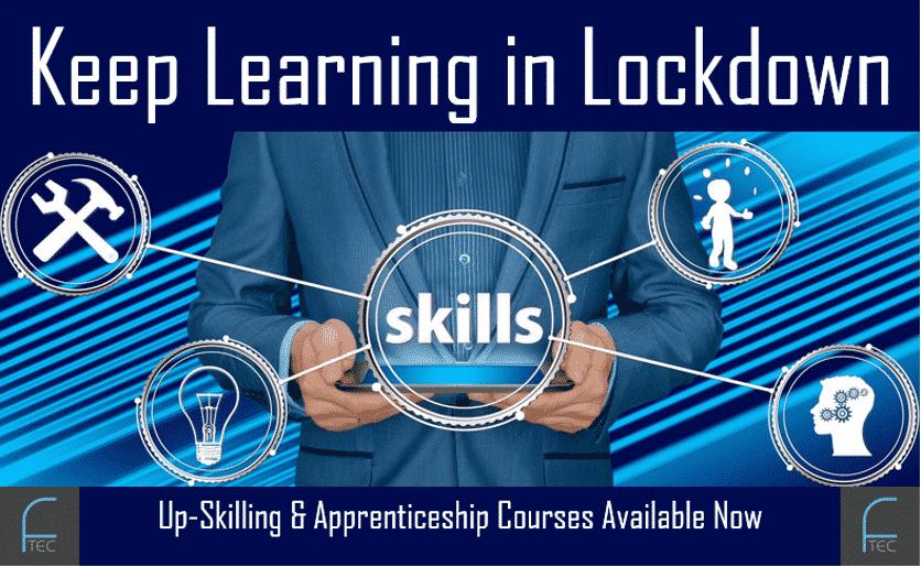 Keep Learning in Lockdown